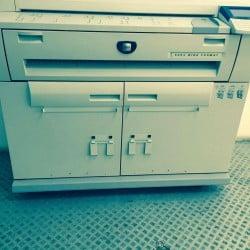 Plotter/Imprimanta Xerox 6204 Wide Format