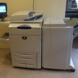 xerox dc240 finisher